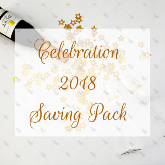 Celebration Collection Saving Pack © Unicorn Dreamlandia Styled Stock